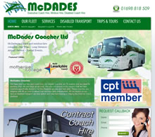 Visit McDades Website